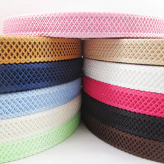 (5yds per roll) David accessories 7/8 inch 22mm grid lace ribbon high quality 5 yards,DIY handmade materials,5Y48645