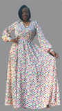 Sprinkles Polkadot Maxi Dress