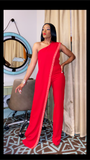 Empress Red Jumpsuit