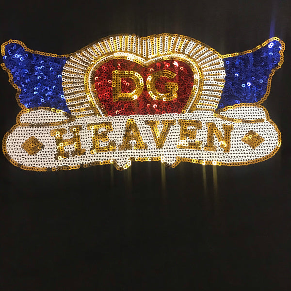 DG Heaven Black Top:FINAL SALE