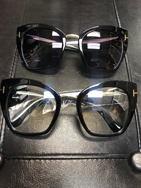 Tom Square Sunglasses
