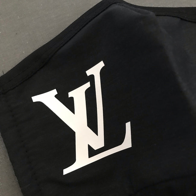 Black LV Mask