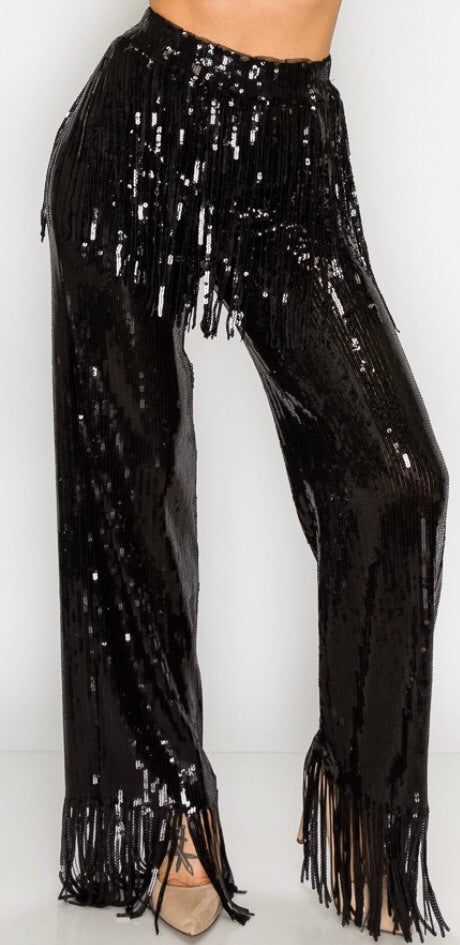 Skylar Sequin Pants