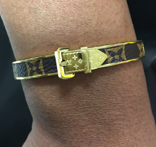 LV Buckle Bangle
