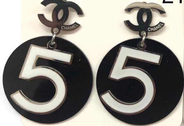 CC No.5 Earrings