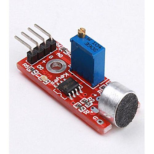 Sound Detection Sensor Module - Bageera - The Resource Hub
