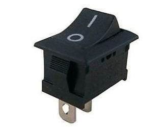 SPST On-Off Switch 2A 250V - Bageera - The Resource Hub