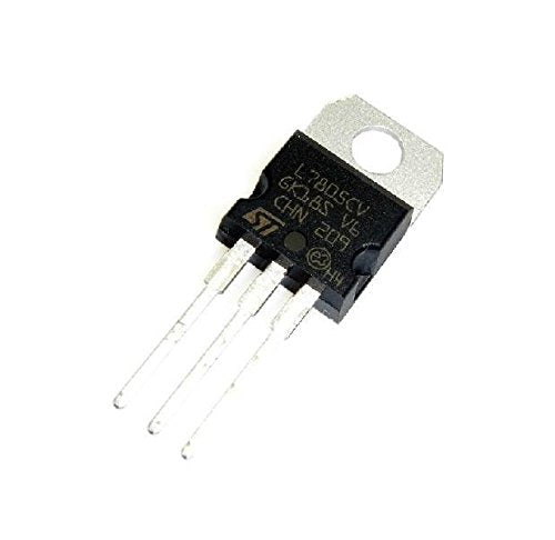 7805 Voltage Regulator IC - Bageera - The Resource Hub