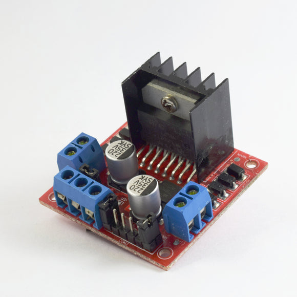 L298N Motor Driver Module - Bageera - The Resource Hub