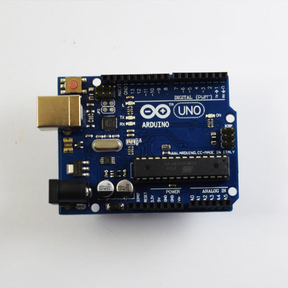 Arduino Uno R3 with USB Cable - Bageera - The Resource Hub