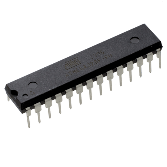 ATMega328P Microcontroller IC - Bageera - The Resource Hub