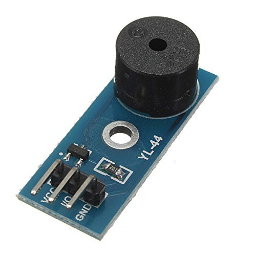 Active Buzzer Module 3.3-5V - Bageera - The Resource Hub