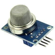 MQ2 Flammable Gas and Smoke Sensor Module - Bageera - The Resource Hub