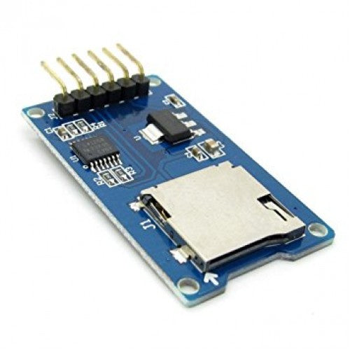 Micro SD Card Module - Bageera - The Resource Hub