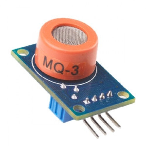 MQ3 Alcohol Gas Sensor Module - Bageera - The Resource Hub