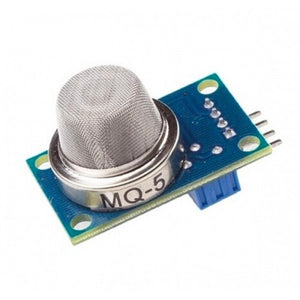 MQ5 LPG Natural Gas Sensor Module - Bageera - The Resource Hub