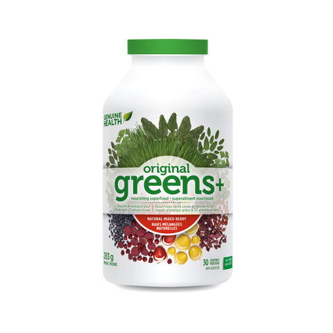Genuine Health Greens+ Mixed Berry