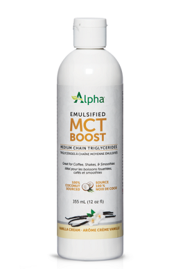 Alpha MCT Boost - 355ml / 12 fl oz