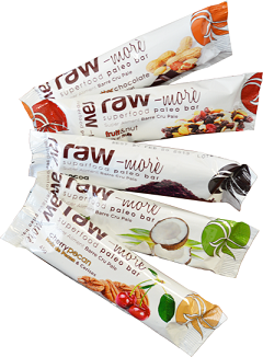 Schinoussa RAW-more Superfood Bars (12 bars/box)