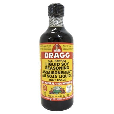Bragg All-Purpose Liquid Soy Seasoning