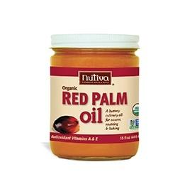 Nutiva Organic Red Palm Oil 445ml