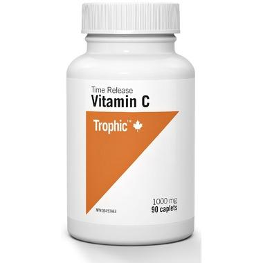 Trophic Vitamin C 1000mg Time Release (90 Caplets)