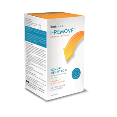 bmiSMART I-Remove Litramine Fat Binder (180 Tablets)
