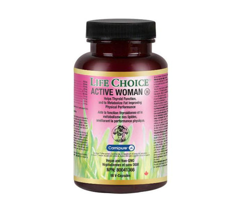 Life Choice Active Woman (90 VegCaps)