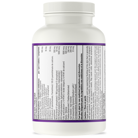 AOR Advanced B Complex Ultra (60 Tablets)