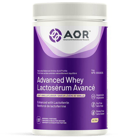 AOR Advanced Whey Protein