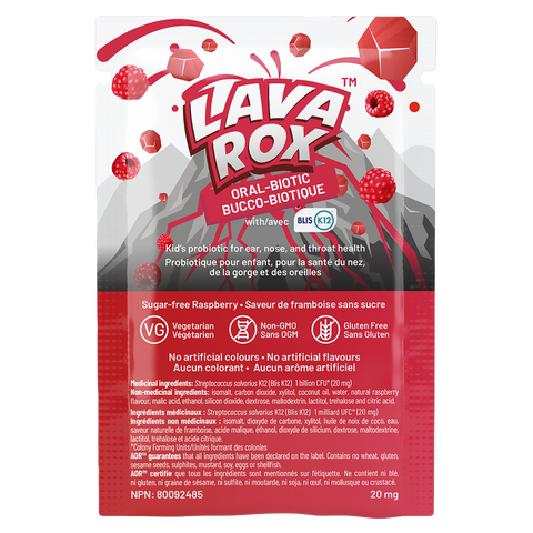 AOR Lavarox™ Oral-Biotic (24 Sachets/Box)