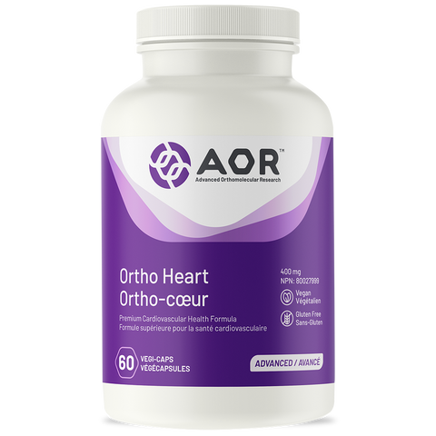AOR Ortho Heart (60 Veg Caps)