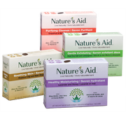 Nature's Aid True Natural Handcrafted Body Soaps (110g)
