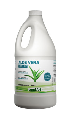 Land Art Aloe Vera Juice - 1.5 L