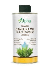 Alpha Camelina Seed Oil (500 ml)