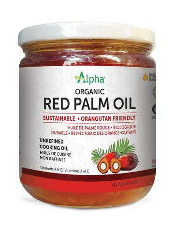 Alpha Red Palm Oil 475ml
