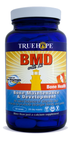 Truehope BMD with K2 (180 Tablets)