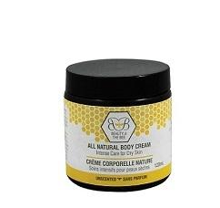 Dutchman's Gold Natural Beeswax Body Cream 120ml