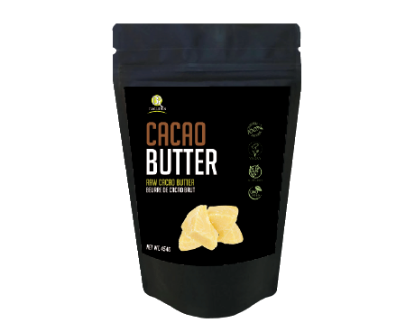 BR Naturals Cacao Butter - 454g