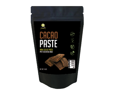 BR Naturals Cacao Paste - 454g
