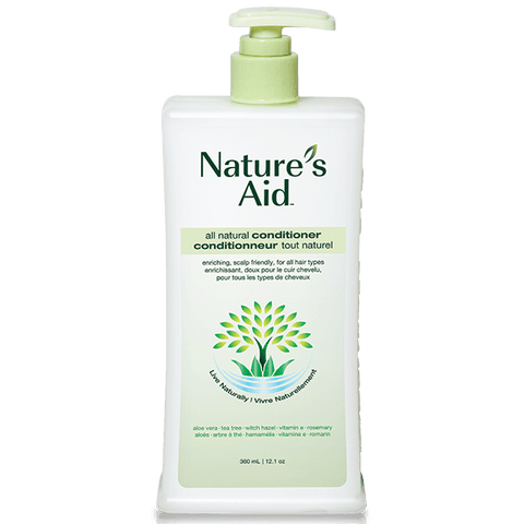 Nature's Aid True Natural Conditioner (360ml)