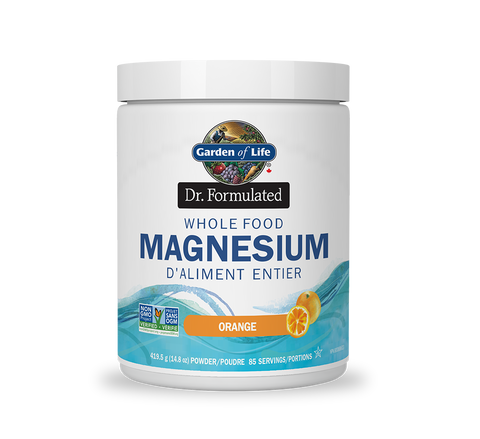 Garden Of Life Dr. Formulated Whole Food Magnesium (420 g)
