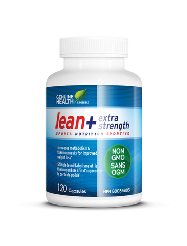 Genuine Health Lean+ Extra Strength (120 Caps)
