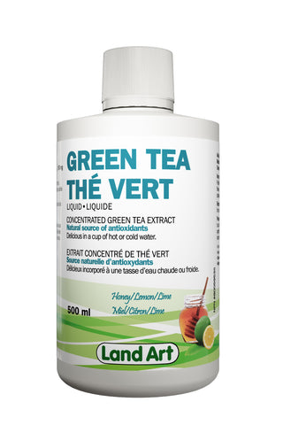 Land Art Green Tea Extract 500ml