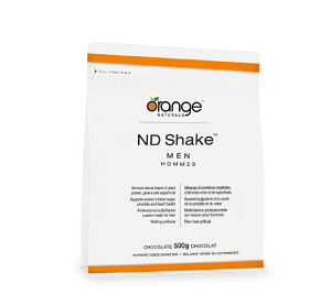Orange Naturals ND Shake Men, Vanilla 500g