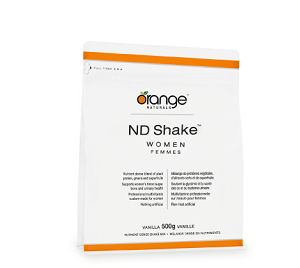 Orange Naturals ND Shake Women Vanilla 500g