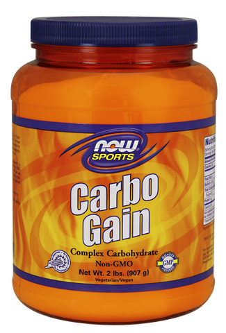 NOW Foods Carbo Gain Powder - 908g