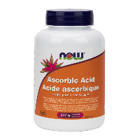 NOW Foods Ascorbic Acid Vitamin C Crystals