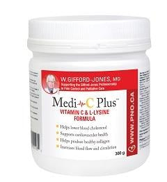 Preferred Nutrition Medi-C Plus Powder w/ Calcium by W.Gifford-Jones,MD