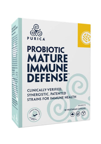 PURICA Probiotic Mature Immune Defense (30 VegCaps)